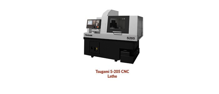 Tsugami S-2015 Turning Machine